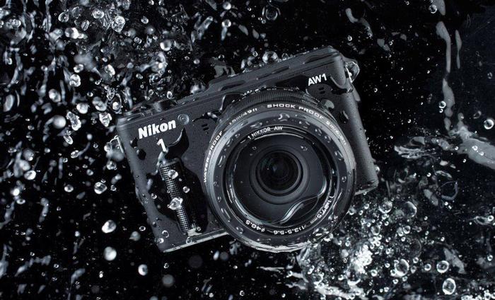 Nová verze firmwaru pro vodotěsný fotoaparát Nikon 1 AW1