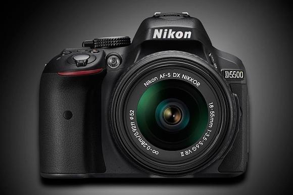 Recenze: Nikon D5500