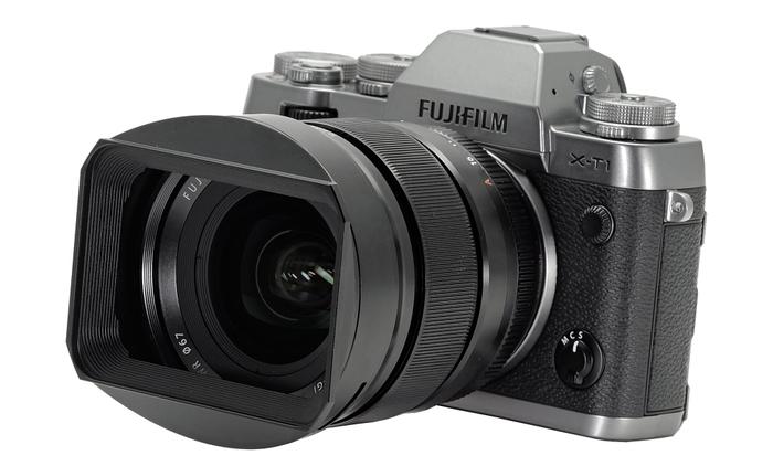 Fujifilm představil nový objektiv XF 16mm F1,4R WR