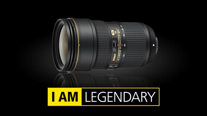 Nikon 24-70mm f/2,8 E ED VR: nejvýkonnější základní zoom pro profesionály