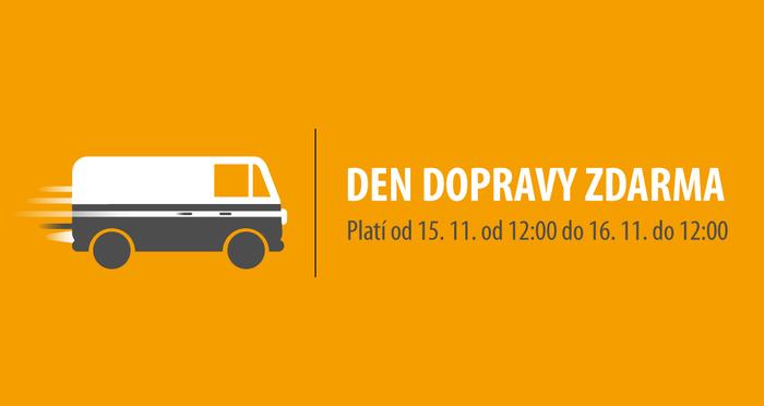 Zítra ve 12:00 začíná Den dopravy zdarma!