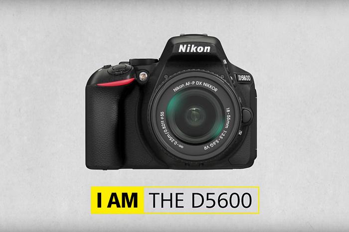 Nová zrcadlovka Nikon D5600 je už v prodeji