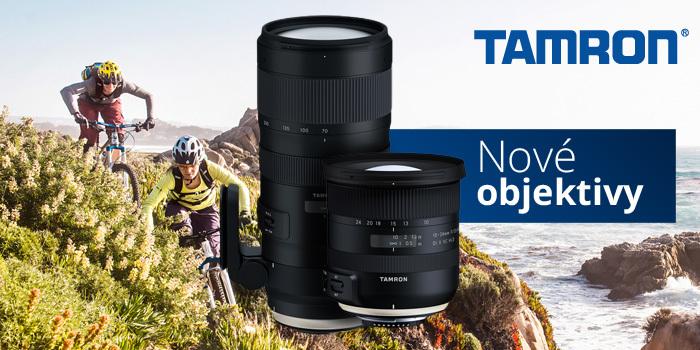 Tamron představil nový světelný teleobjektiv 70-200mm f2,8 a širokoúhlý zoom 10-24mm f3,5-4,5