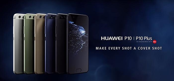 Nový fotomobil Huawei P10 je už v prodeji s dárky zdarma