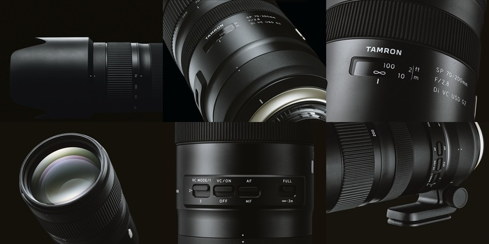 Tamron SP 70-200mm F/2.8 Di VC USD G2: trnem v oku všem konkurentům