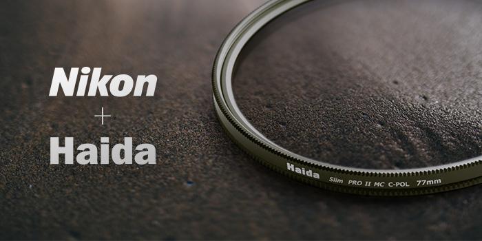 Polarizační filtr zdarma k vybraným objektivům Nikon