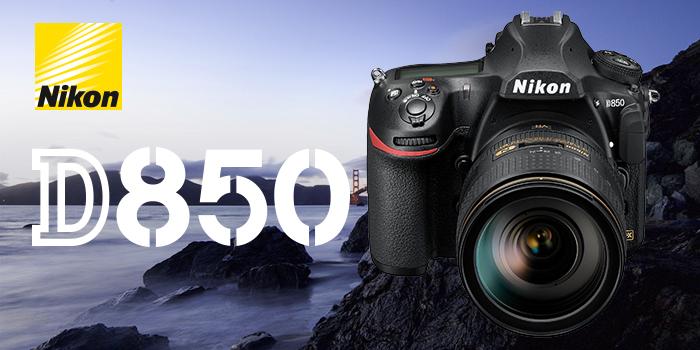 Pořiďte si Nikon D850 ve zvýhodněné sadě na protiúčet a ušetřete!