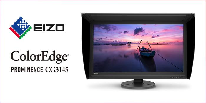 EIZO představilo špičkový HDR monitor ColorEdge CG3145