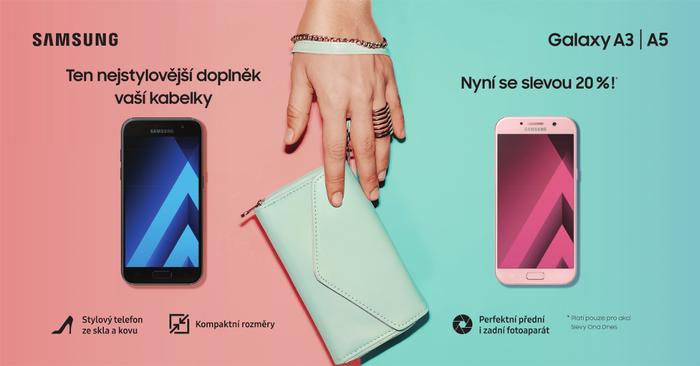 Dny Ona Dnes - sleva na telefony Samsung