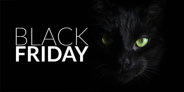 Připravte se na Black Friday