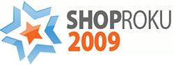 Další skvělá ocenění - Shop roku 2009