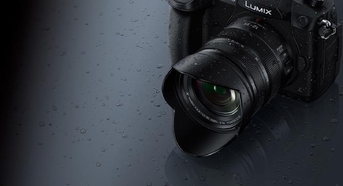 Pořiďte si Panasonic GH5, GH5S nebo G90 a získejte objektiv 12-35 mm f/2,8 za polovinu