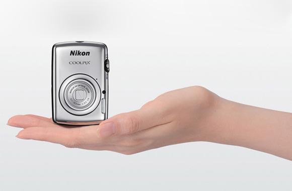 Slevy stylových kompaktů a teleobjektivu Nikon