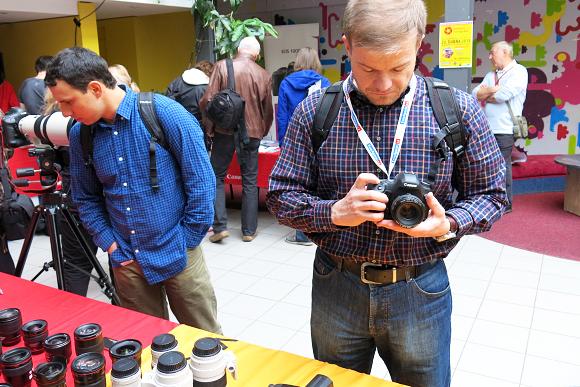 Zpráva ze Setkání fotografů - jaro 2013