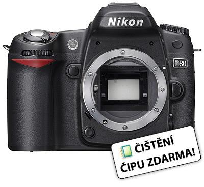Prezentace Nikon D80