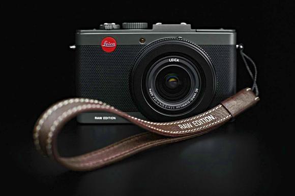 "Speciální edice Leica D-LUX 6 ""G-Star RAW"""