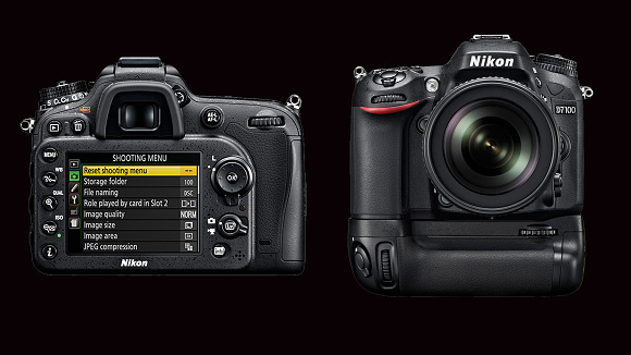 Nový firmware pro Nikon D7100