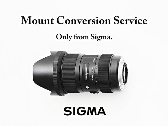Sigma nabízí možnost výměny bajonetu u svých objektivů