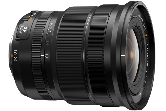 Fuji představila širokoúhlý stabilizovaný zoom Fujinon XF10-24mm F4