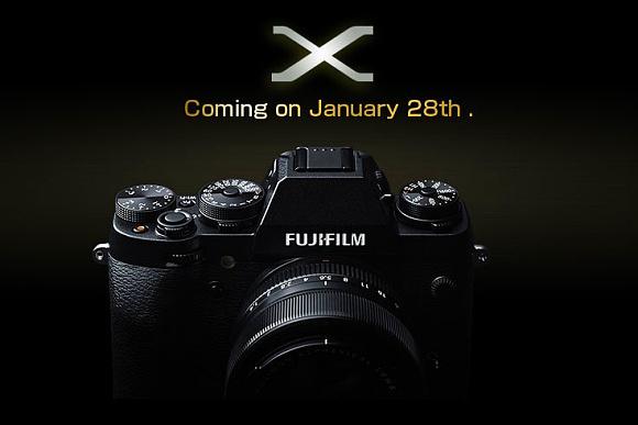 Fujifilm X-T1: první fotky