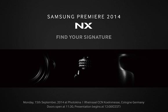 Samsung představí vlajkovou loď NX1 už 15. září