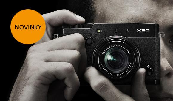 Nové fotoaparáty a objektivy Fujifilm
