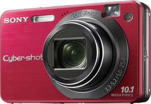 Dárky k foťákům a kamerám Sony