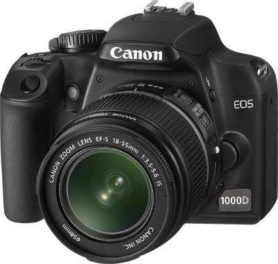 Novinky z Canonu