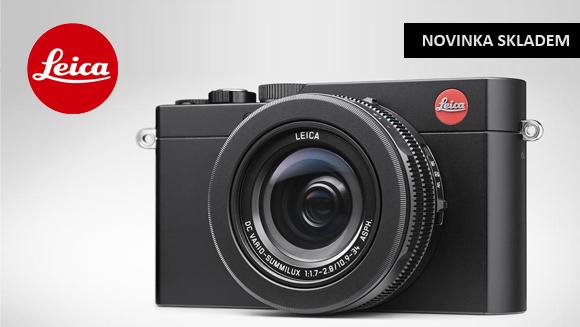 Luxusní dárek pro náročného fotografa: Leica D-lux