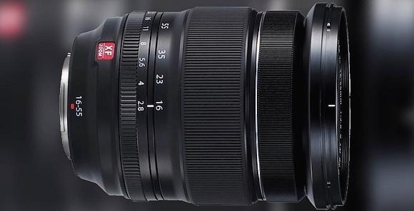 Fuji ohlašuje superrychlý a odolný objektiv FUJINON XF 16-55mm F2.8 R LM WR