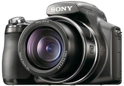 Prezentace nového Sony HX1