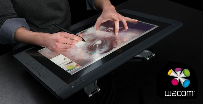 Přijďte na workshopy Wacom a naučte se pracovat s grafickými tablety