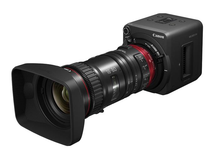 Canon představil univerzální, kompaktní a dostupnou kameru ME200S-SH z profesionálního systému Cinema EOS