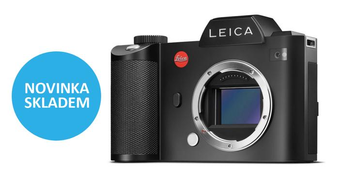 Luxusní Leica SL (Typ 601) je skladem