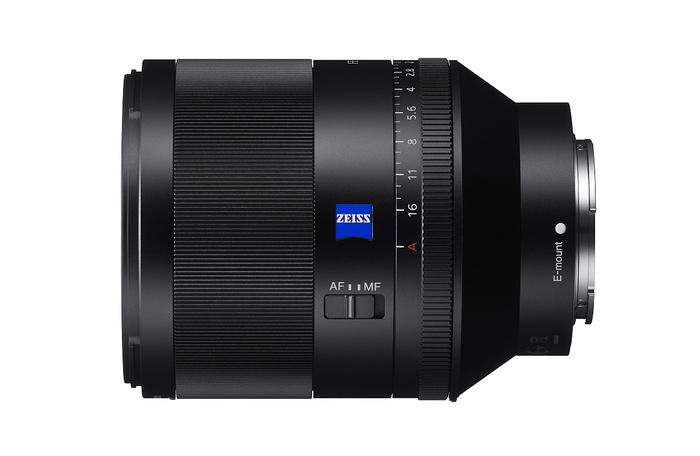 Sony uvádí nový špičkový objektiv FE 50mm F1.4 ZA