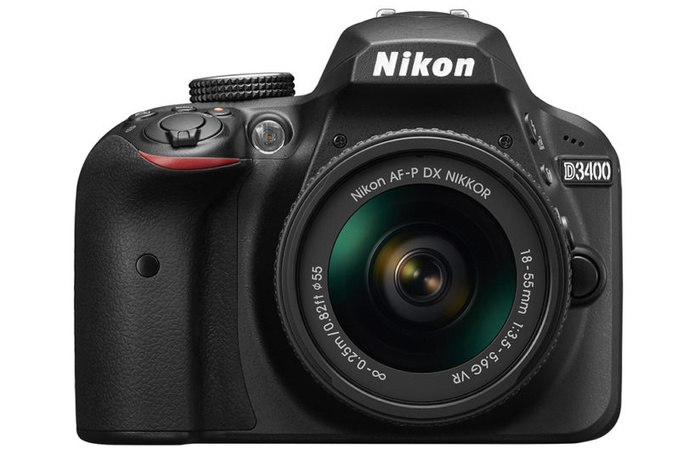 Nikon D3400 nabízí i SnapBridge pro snadné sdílení fotek