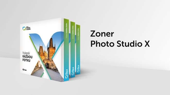 Aktualizace Zoner Photo Studia X přináší mnoho novinek už tři měsíce po vydání