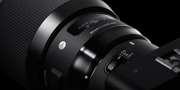 Očekávaná Sigma 85mm f/1,4 DG HSM Art je skladem
