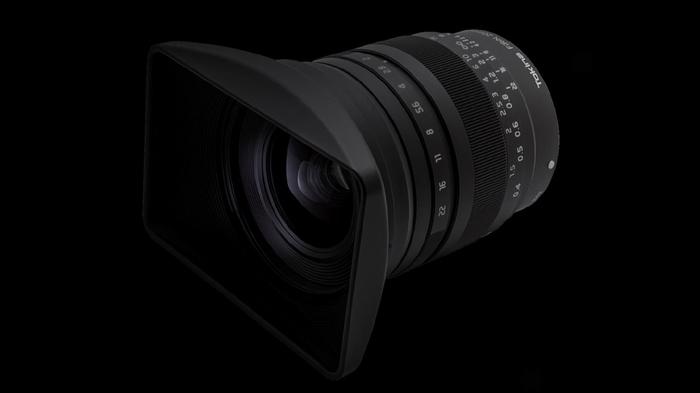 Tokina představila pevný manuální objektiv Fírin 20 mm F2 FE pro Sony