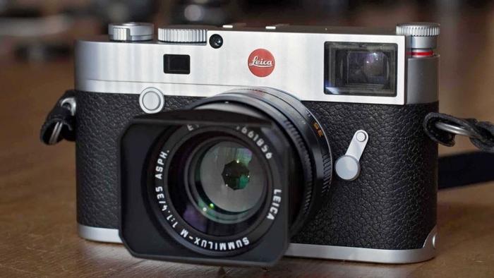Leica M10 - potěšení pro fotografické fajnšmekry