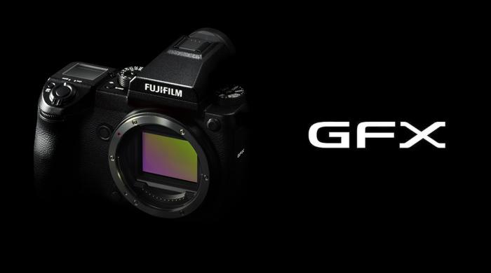 Středoformátová bezzrcadlovka Fujifilm GFX 50S je už skladem