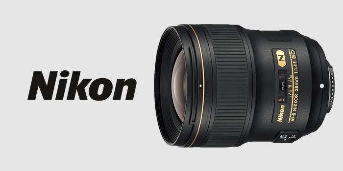Nikon 28mm f/1,4 E AF-S ED je již skladem