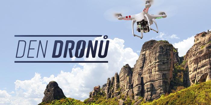 Fotoreportáž: Holešovice obsadily drony