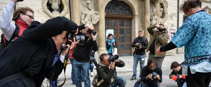 Naučte se zachytit pohyb na workshopech Nikon