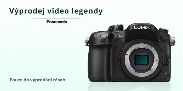 Výprodej GH4 - legendární první bezzrcadlovka, která nám nabídla 4K video