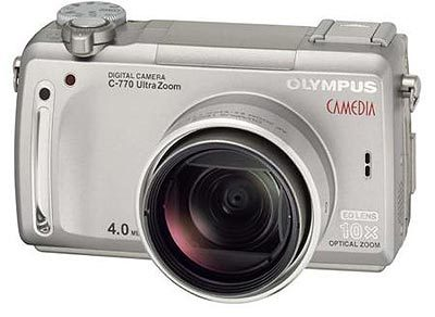 Slevy Olympus a Canon