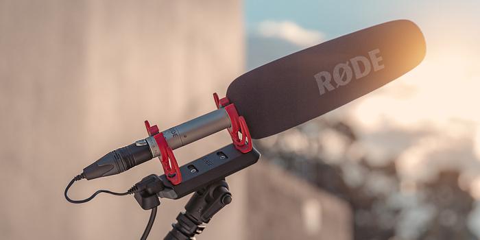 10letá záruka na mikrofony RODE