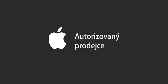 Jsme autorizovaným prodejcem značky Apple