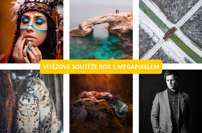 Vyhlášení nejlepšího fotografa soutěže ROK S MEGAPIXELEM 2018