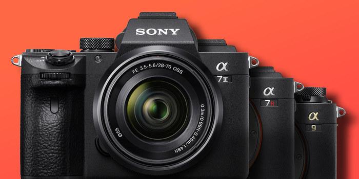Zlevňujeme full-framy Sony až o 13 000 Kč!